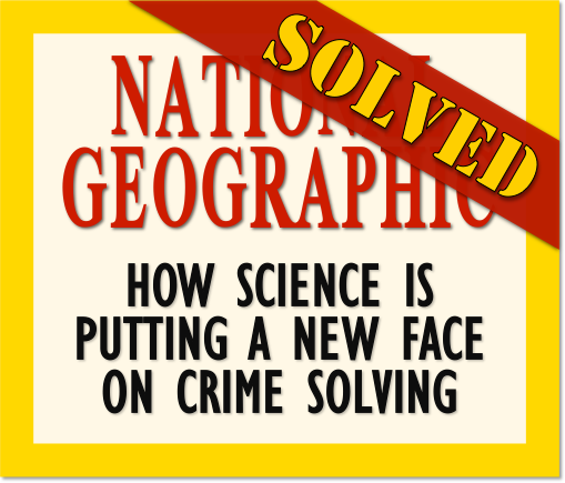 Link to National Geographic Cover Story