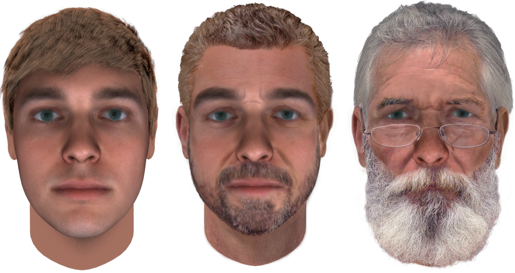 Paternity through facial structure