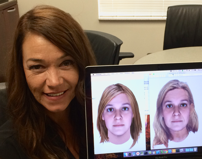 Forensic Art Enhancement - Parabon® Snapshot® DNA Analysis