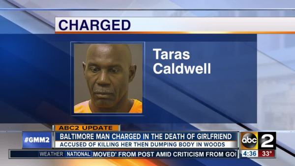 Taras Caldwell Charged In The Death Of Shaquana Marie Caldwell